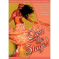 Own the Stage - belly dance