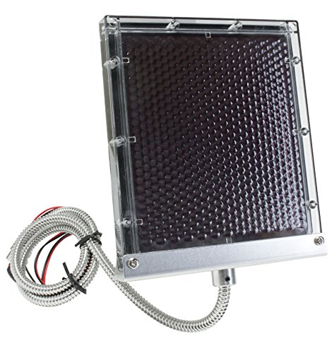 Wildgame Innovations 12 Volt eDRENALINE Solar Panel (12 Volt Battery Solar Charger compare prices)