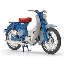 1/10 プレミアムコレクション ホンダ スーパーカブ 1968 (ブルー)