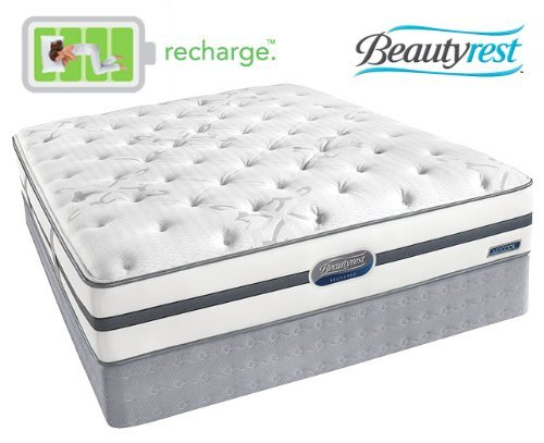 8#N6Funny Great Cheap Simmons Beautyrest Recharge Luxury Firm Full