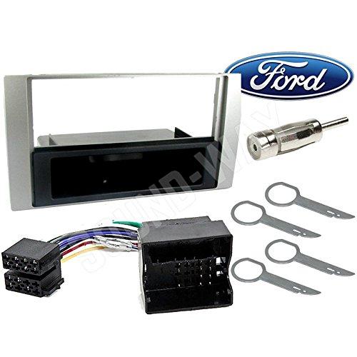 kit-montaggio-autoradio-1-din-con-cassetto-silver-per-ford-c-max-fiesta-focus-fusion-galaxy-kuga-s-m