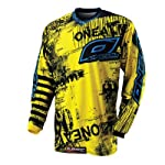 O'Neal Racing Element Toxic Jersey 2012 Large/Black/Yellow