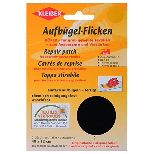 kleiber-40-x-12-cm-large-iron-on-cotton-repair-patch-black