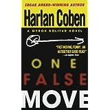 One False Move (Myron Bolitar, No. 5) ~ Harlan Coben