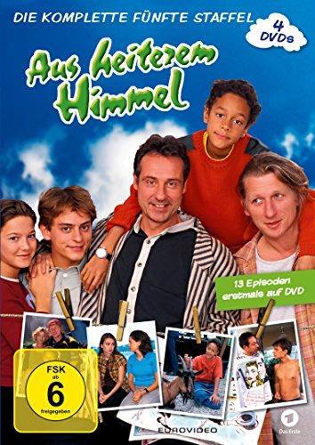 Aus heiterem Himmel - Staffel 5 [4 DVDs]