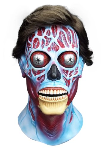 Officially Licensed They Live Mask Standard front-728780