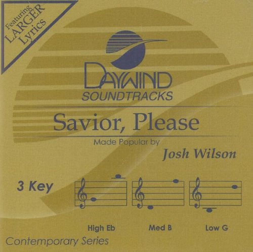 Savior Please [Accompaniment/Performance Track]