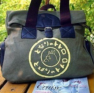 Ghibli Anime My Neighbor Totoro BAG Canvas HandBag