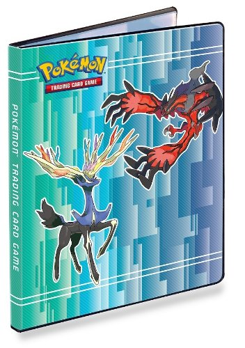 Ultra Pro Pokemon XY 9 Pocket Binder