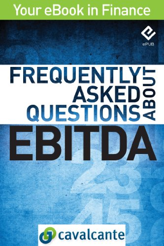 Cavalcante - Frequently Asked Questions About EBITDA