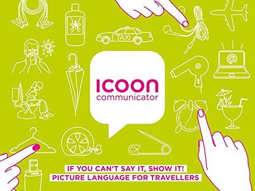 ICOON Communicator. Diccionario visual con 1.700 iconos e imágenes. Bolsillo. Amber Press.