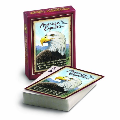 American Expedition AMEPCRD103 Eagle Playing Cards - 1