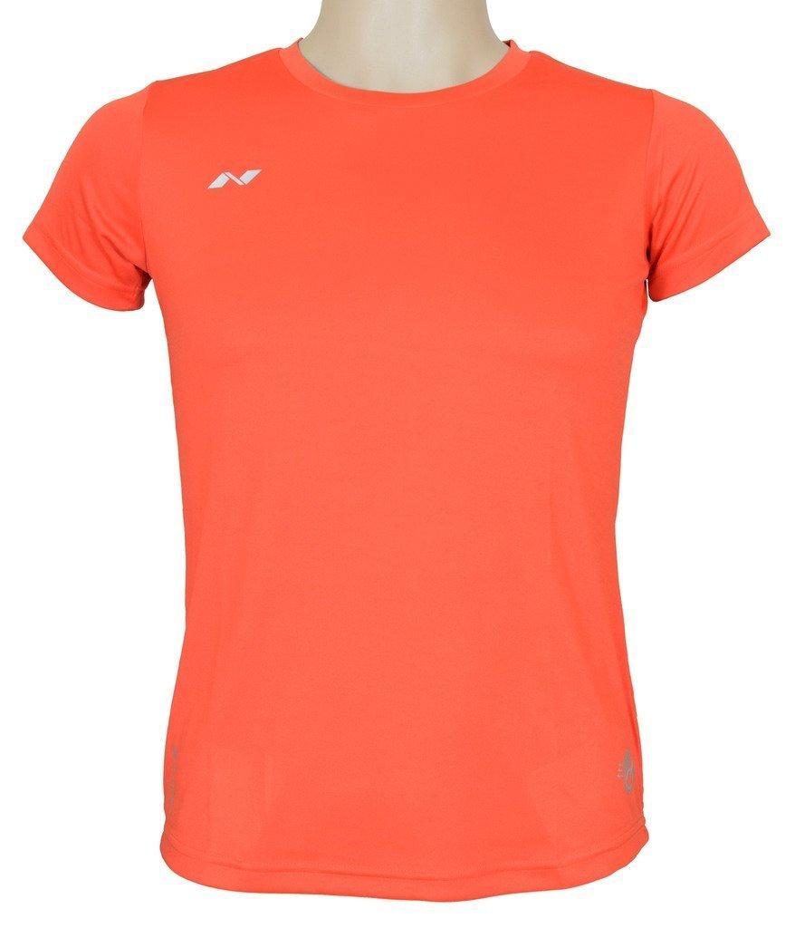 T-shirt design for zumba - Nivia Oxy Fitness Tee Female