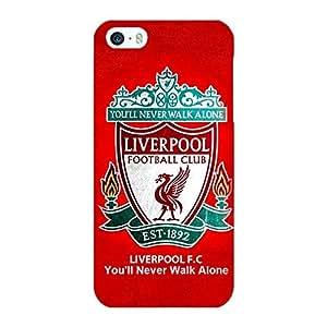 Jugaaduu Liverpool Back Cover Case For Apple iPhone 5