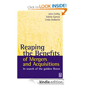 mergers and acquisitions pdf ebook