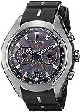 Citizen Men's CC1076-02E Satellite Wave Air Eco-Drive Polyurethane Strap Watch