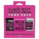 Ernie Ball 3333 Slinky Electric Guitar String Tone Pack, Super