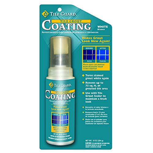 Tile Guard Tile Grout Coating White 3 Pack (Grout Paint White compare prices)