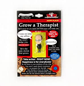 Grow A Therapist Problem Solving Gift