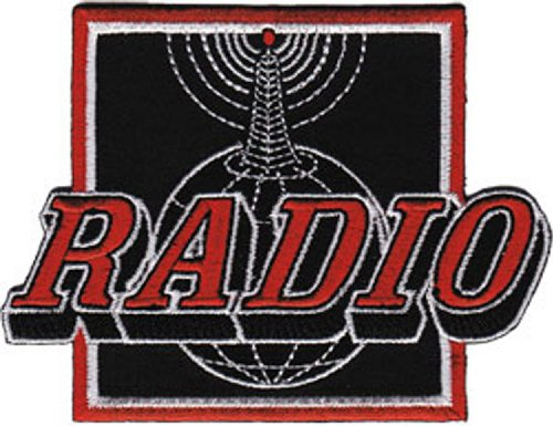 Application Radio Tower Patch - 1
