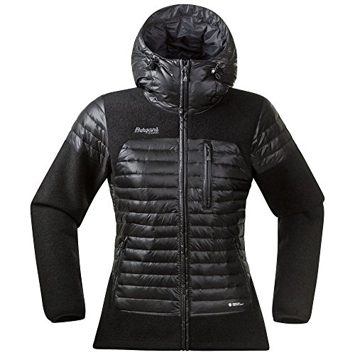 Damen Snowboard Jacke Bergans Osen Down/Wool Outdoor Jacket