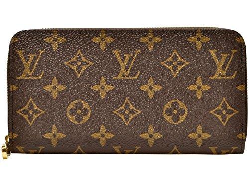 (ルイ・ヴィトン) LOUIS VUITTON 財布 サイフ ラウンドファスナー長財布 ジッピー・ウォレット モノグラム M60017 ブランド 並行輸入品