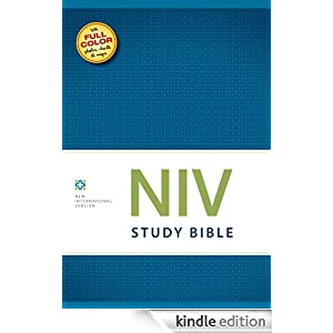 niv study bible red letter edition kindle edition by With niv study bible red letter edition