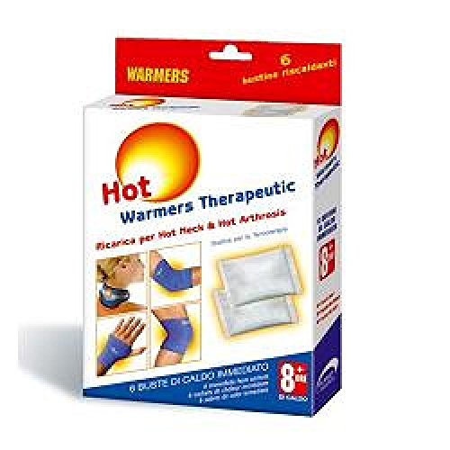 Hot Warmers Therapeutic bustine per la termoterapia