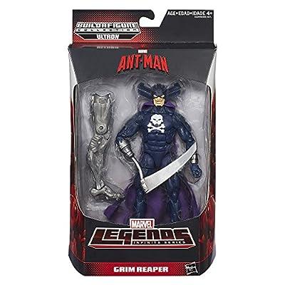 Marvel Legends Infinite Series Grim Reaper from Hasbro
