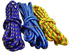 Braided Polypropylene General Purpose Rope Color manufactured by Attwood