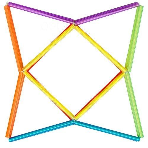 Polygonzo-Geo Twister Assorted styles