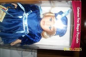 Donnatella De Roma Collection Porcelain Doll