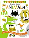 Ed Emberley's Drawing Book Of Animals (Turtleback School & Library Binding Edition) (Ed Emberley Drawing Books (Prebound))