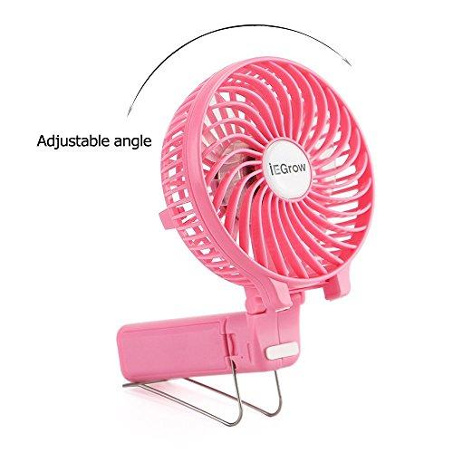 preisvergleich iegrow usb ventilator leise mini handventilator willbilliger. Black Bedroom Furniture Sets. Home Design Ideas