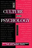 img - for The Culture and Psychology Reader book / textbook / text book