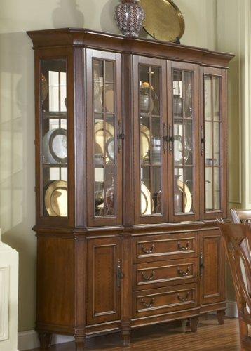 Buy Low Price Liberty Furniture Cotswold Manor Glass Door