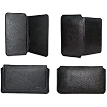TOTTA PU Leather Mobile Pouch For Byond B66 BLACK