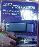 Best-Voice-Recorder-SK-858-8GB-USB-Digital-Spy-Voice-Portable-Dictaphone-Recorder-Silver-Black
