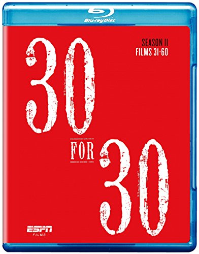 ESPN 30 for 30 Season Two 10 Disc Bluray Set [Blu-ray]