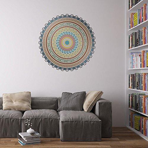 african-mandala-wall-art-wandaufkleber