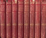 Complete Works of William Shakespeare with Notes By Malone, Steevens, and Others - In Eight Volumes; Together with a Biography, Glossary of Obsolete Terms, and Concordance of Familiar Passages. With 8 Pictures in Color... & 32 Drawings on Wood...