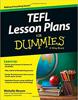 Tefl Lesson Plans For Dummies 9781118764275