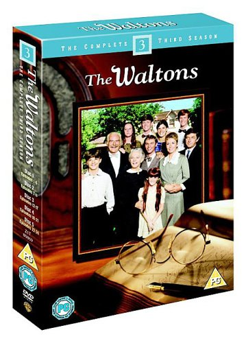 The Waltons – Season 3 – Complete [DVD]