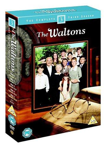 The Waltons - Season 3 - Complete [DVD]