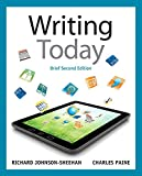 img - for Writing Today, Brief Edition Plus MyWritingLab with eText -- Access Card Package (2nd Edition) book / textbook / text book