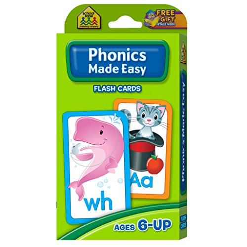 Phonics Made Easy Flash Cards (Phonics Made Easy compare prices)