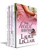 The Heart Romance Series boxed set (Secrets Of The Heart Book 1, Crimes Of The Heart Book 2, and Lies Of The Heart Book 3)