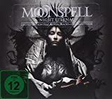 Night Eternal (Special Ed.) by Moonspell (2008-06-10)