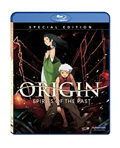 Origin: Spirits of the Past (Special Edition) [Blu-ray]
