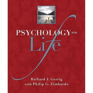 Psychology and Life, 19/e Audiobook